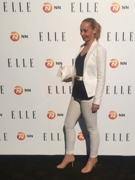 Shiny and New Blog on Elle Fashion Show