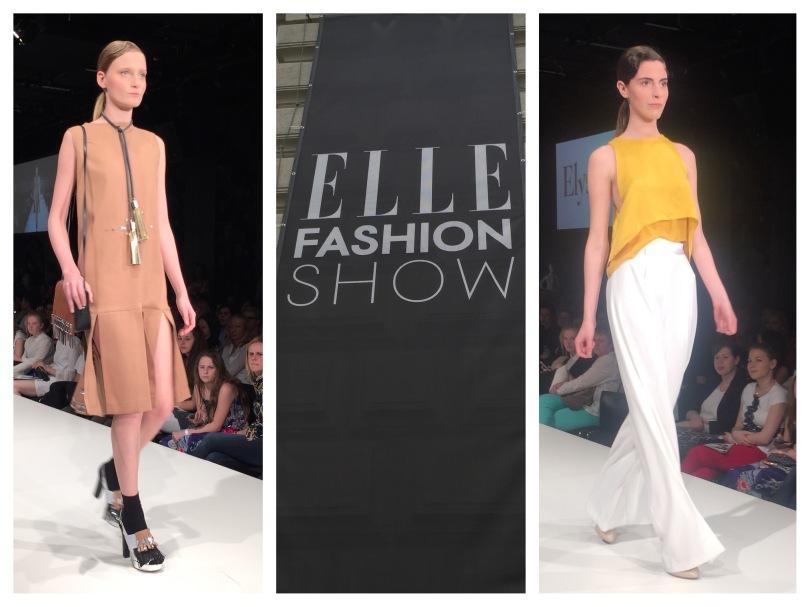 Elle Fashion Show Budapest