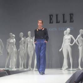 Kata Szegedi Elle Fashion Show