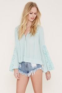 pastel spring shirt