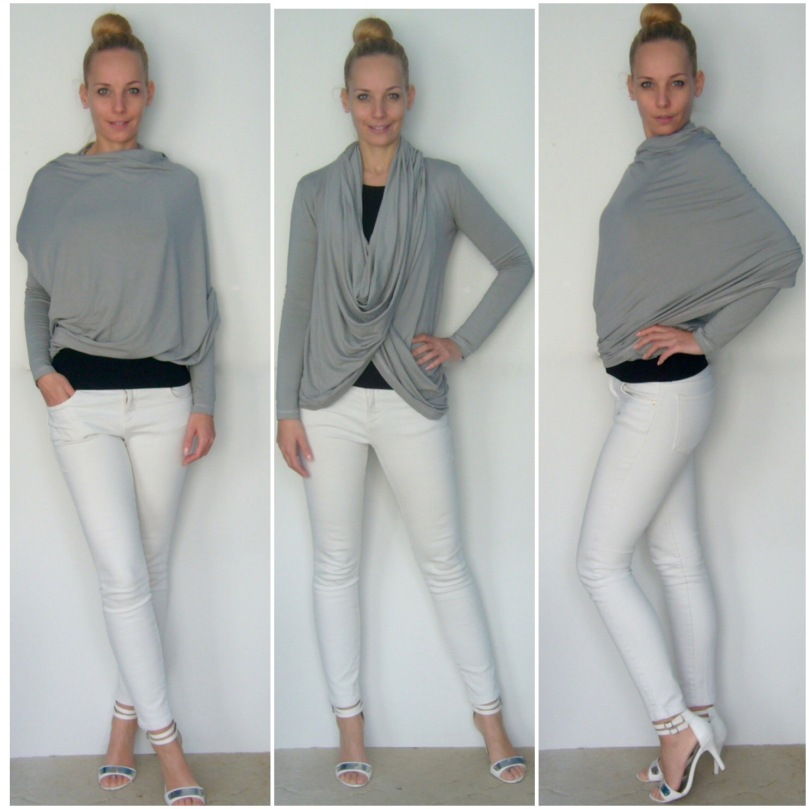amsterdam sightseeing outfit multiway top