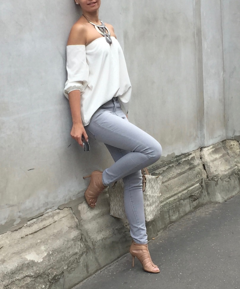 grey_jeans_off_the_shoulder_top_silver_accessories