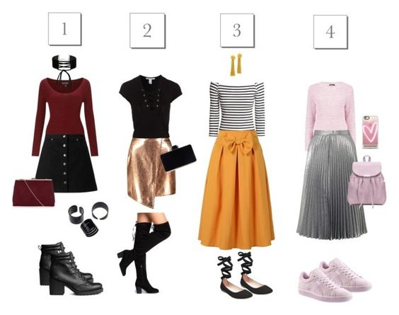 skirt trends for fall