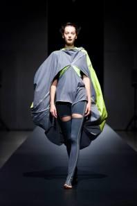 Jánosi Ágnes MOME fashion Show