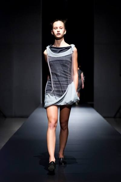 Pázmány Lili MOME Fashion Show