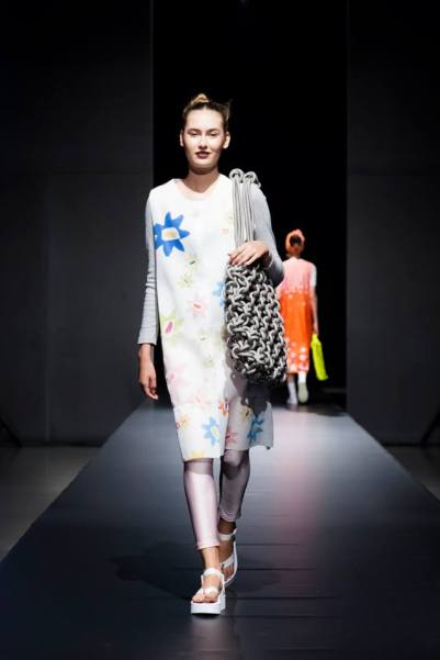 Bernáth Sonka Djiwati + Lányi-Ill Nikolett MOME Fashion Show