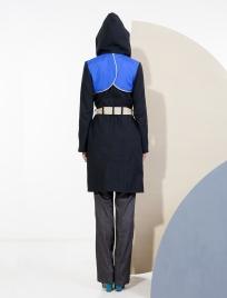 zagabo designer raincoat