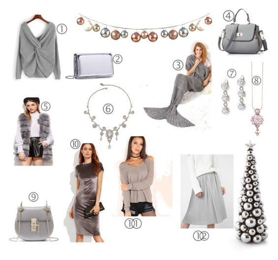 christmas wishlist silver shine