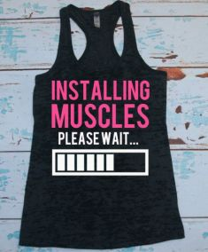 funny workout tshirt