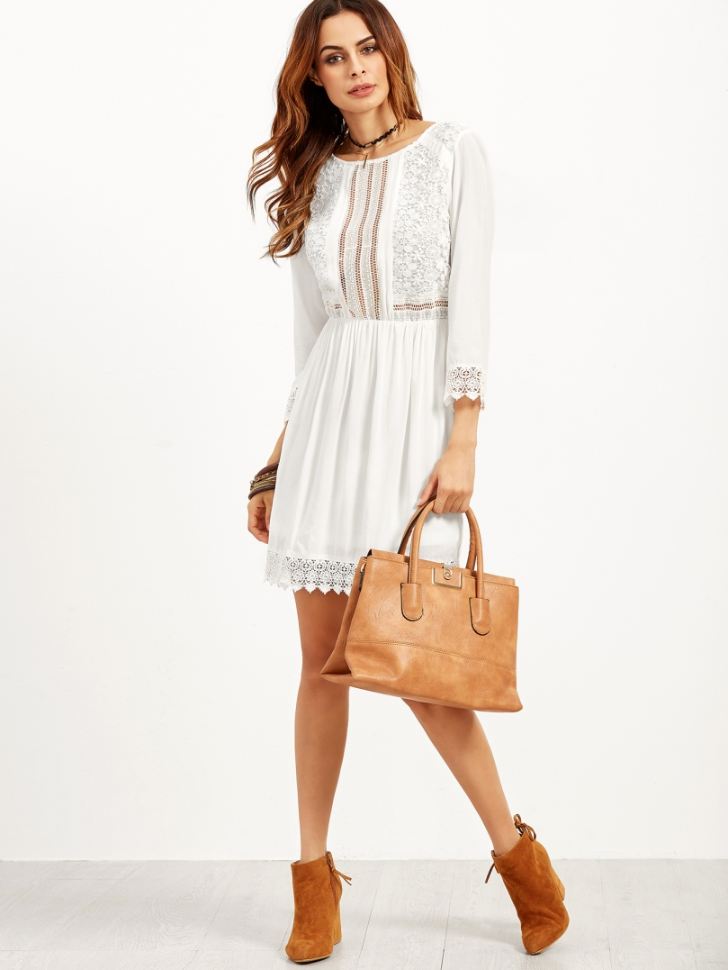 best lace dress for spring