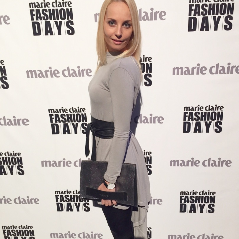 marie claire fashion days 2016 blogger