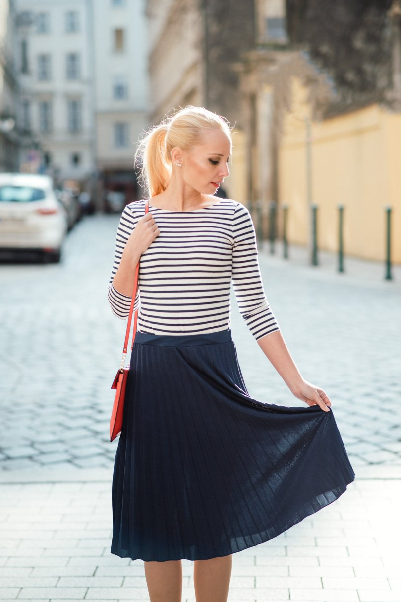 french chic style outfit