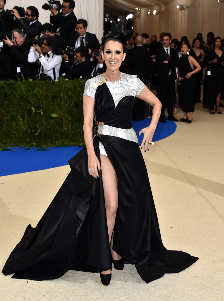 celine dion versace dress met gala 2017