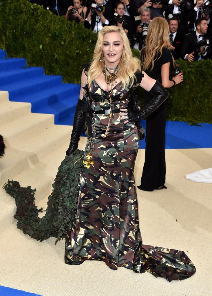 madonna moschino dress met gala 2017