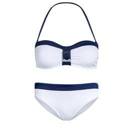 tengerészmintás bikini
