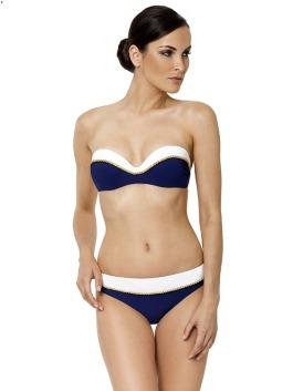elegáns tengerszmintás bikini
