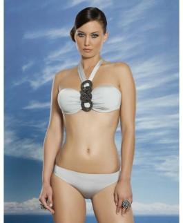 ezüst elegáns bikini