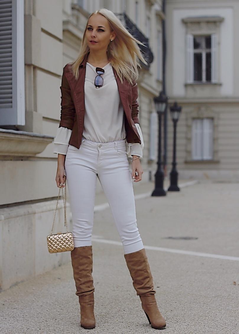 fehér barna ruha arany táska