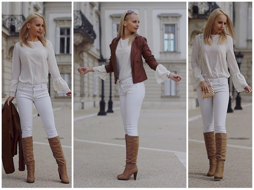 őszi utcai viselet