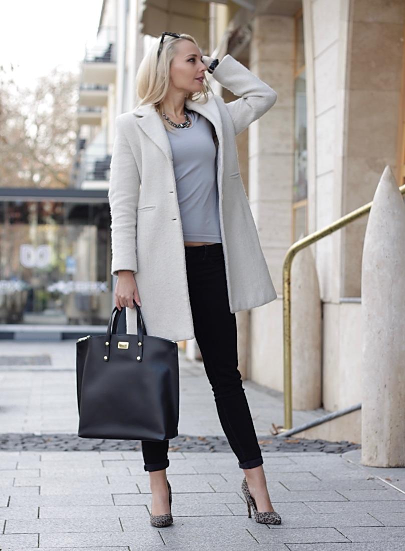 elegáns téli outfit