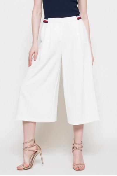 fehér culottes