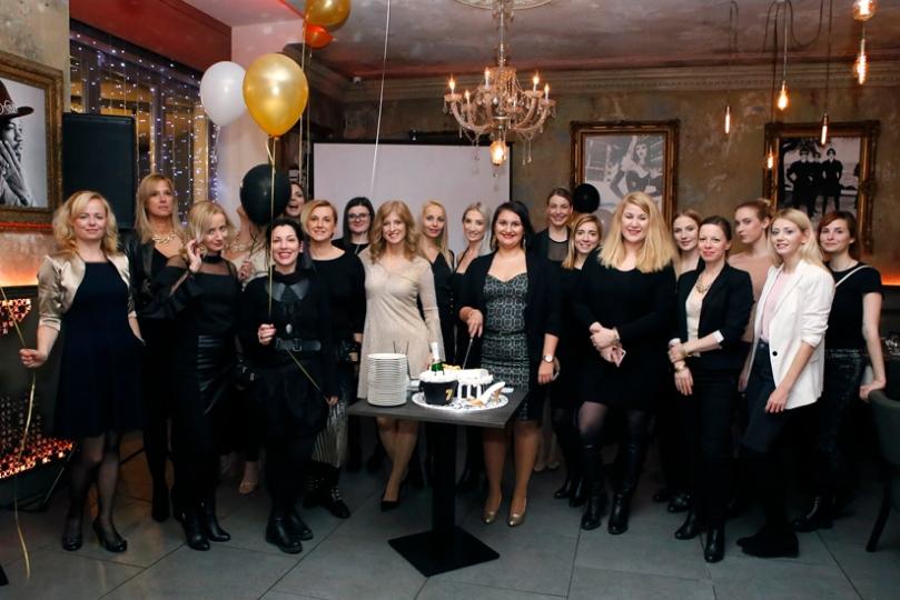 answear születésnapi party bloggerek celebek