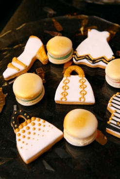 answear születésnapi party sütemények