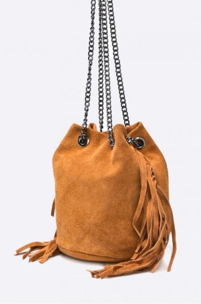 rojtos velúr táska