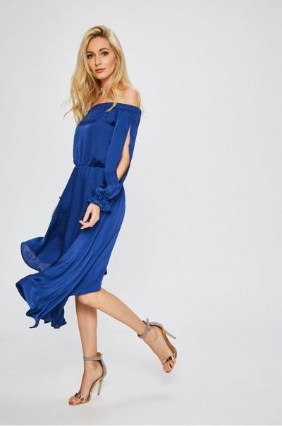 kék nyári ruha