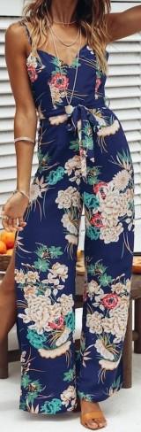 virágos lenge nyári ruha overáll