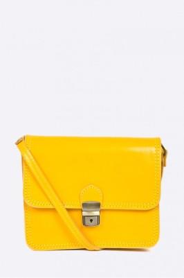 sárga kistáska clutch