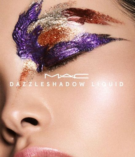 mac dazzleshadow smink