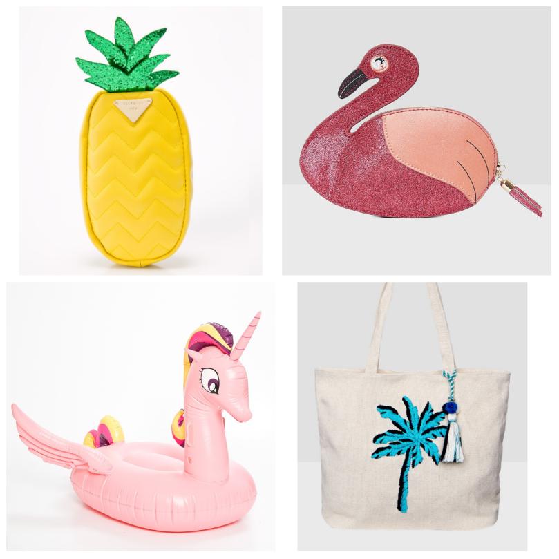 answear flamingó unikornis ananász
