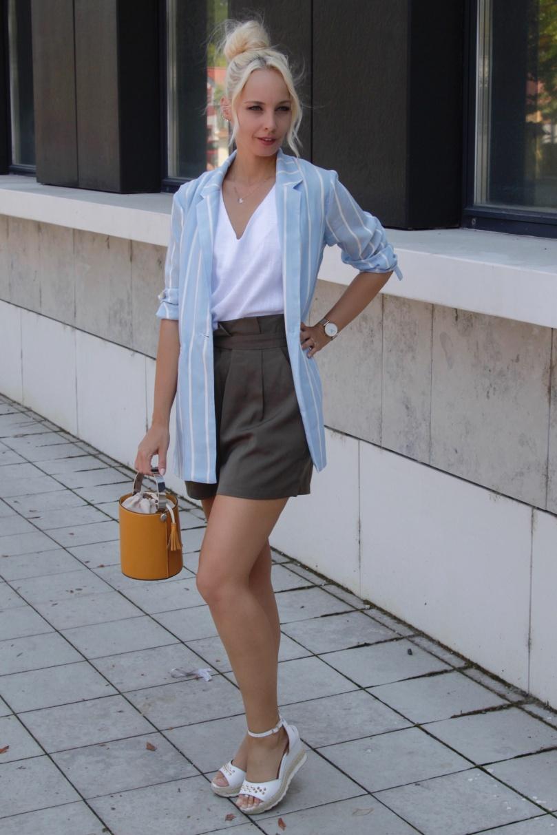 őszi blogger outfit
