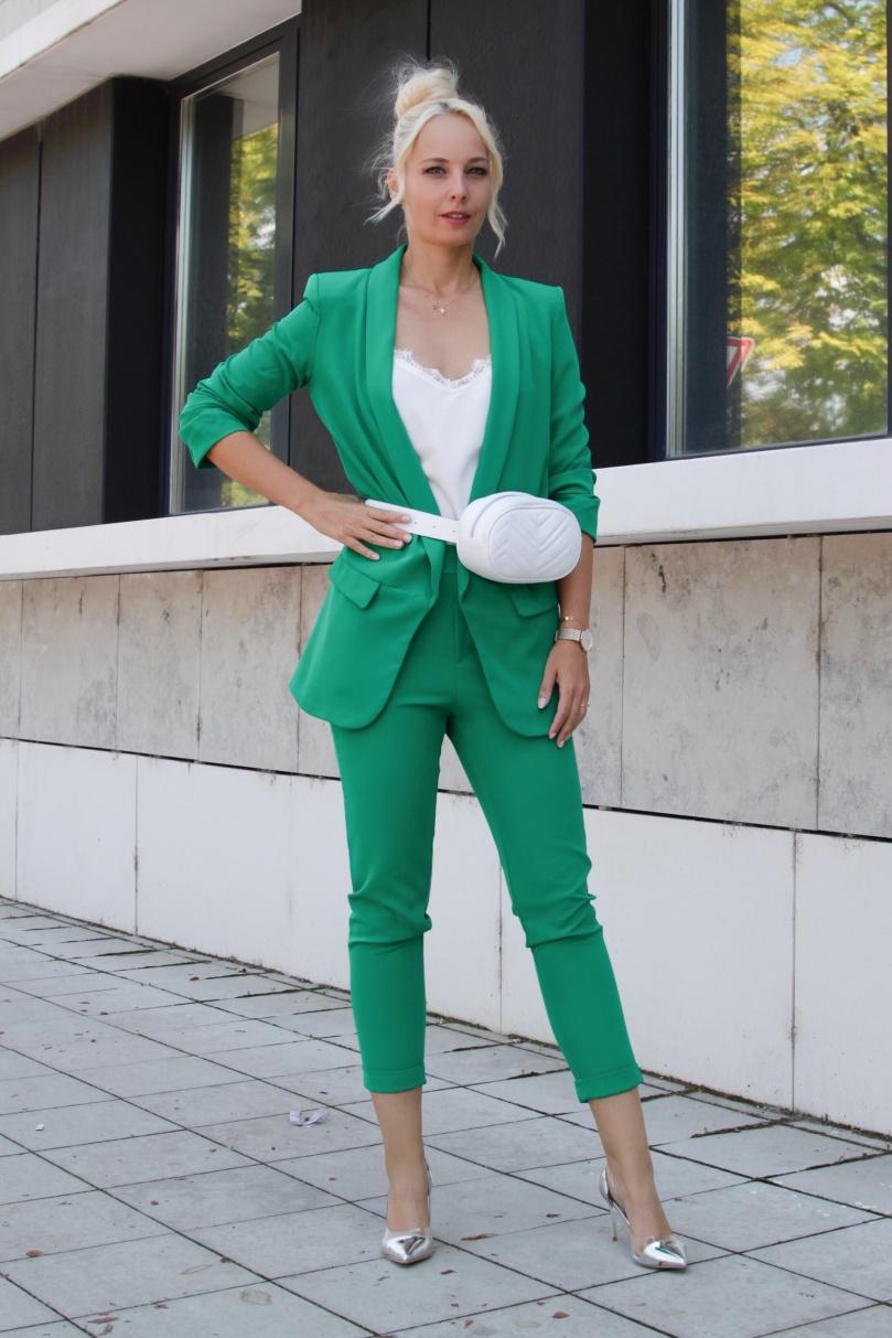 elegáns őszi outfit 2018 irodai look