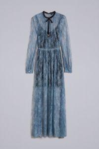 Peek & Cloppenburg őszi kék ruha