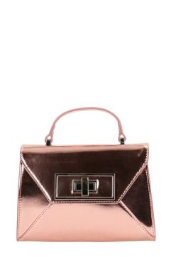 Gino Rossi metál rosegold táska