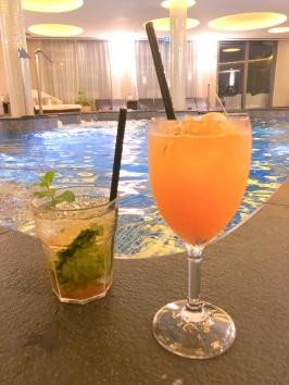 aura hotel balatonfüred wellness részleg