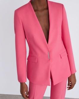Zara pink blézer
