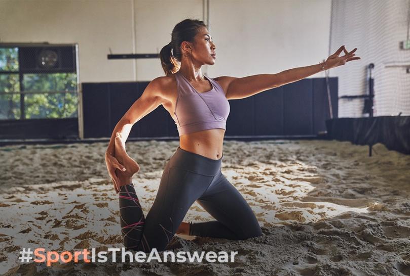 sport is the answear