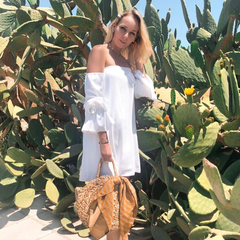 blogger nyári ruha 2019