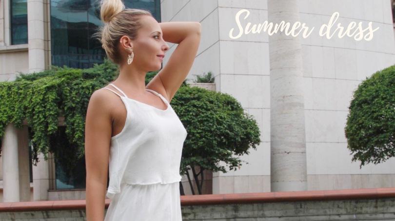 lidl fehér nyári ruha