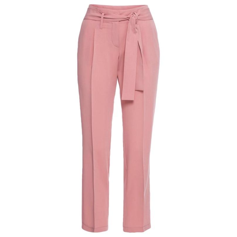 bonprix pasztel rózsaszín nadrág
