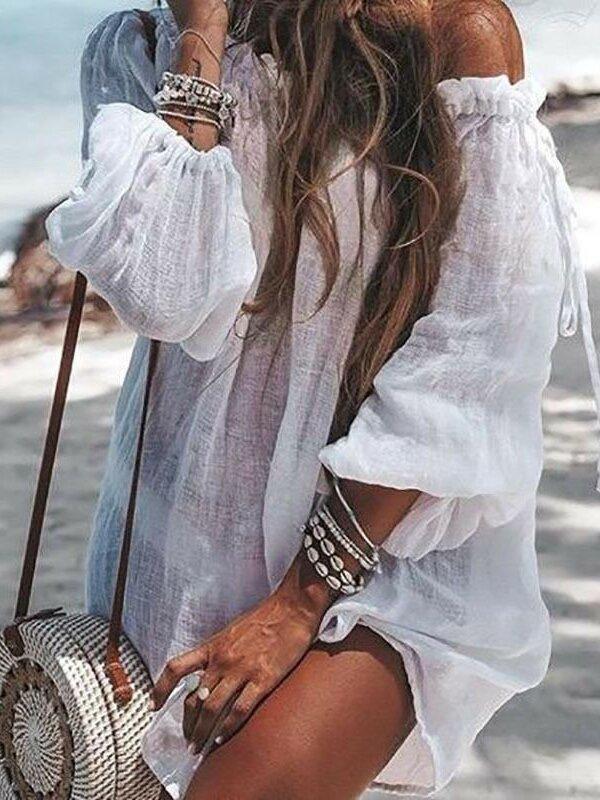 fehér standruha