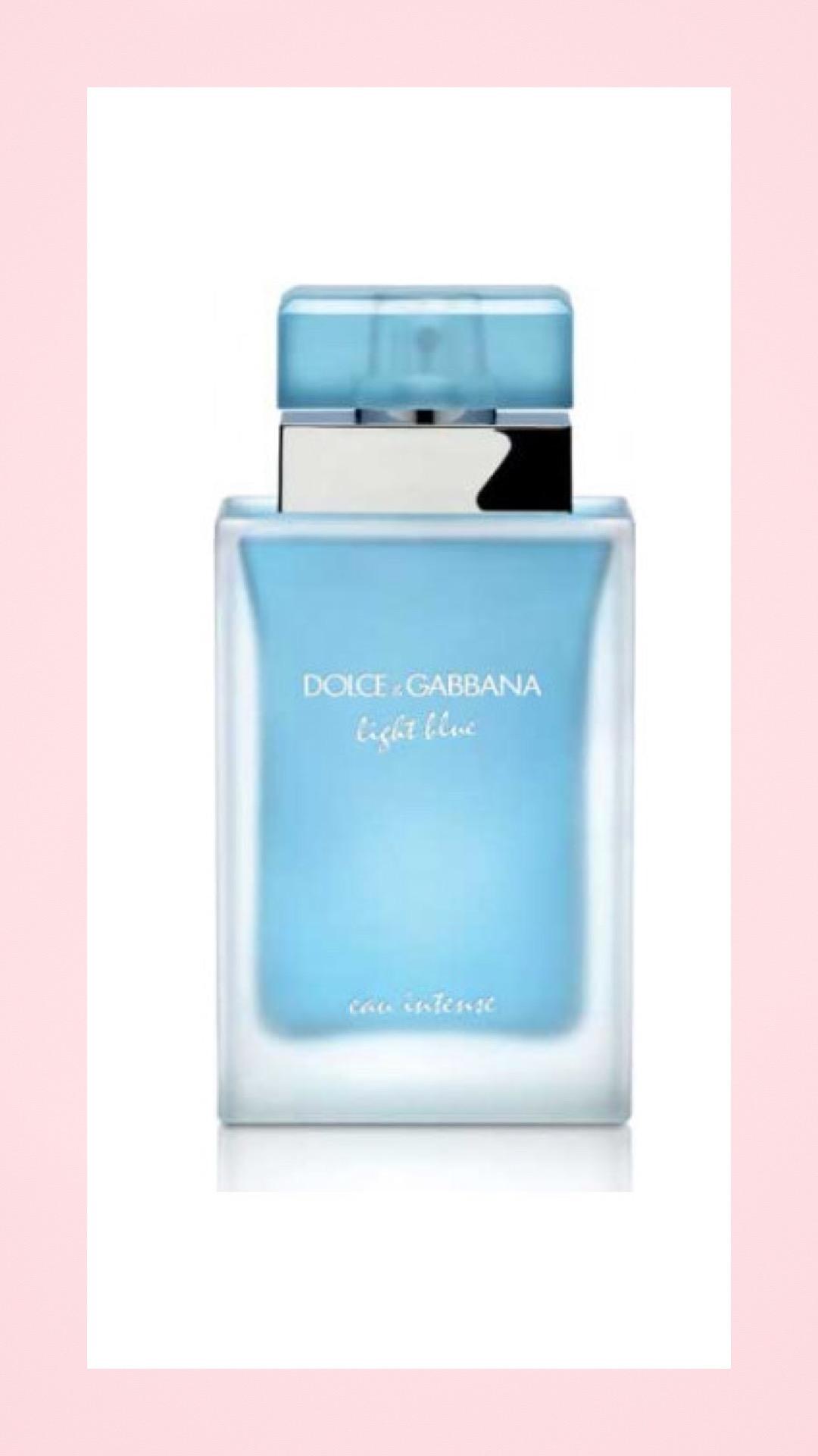 dolce gabbana light blue intense nyári parfümök 2020