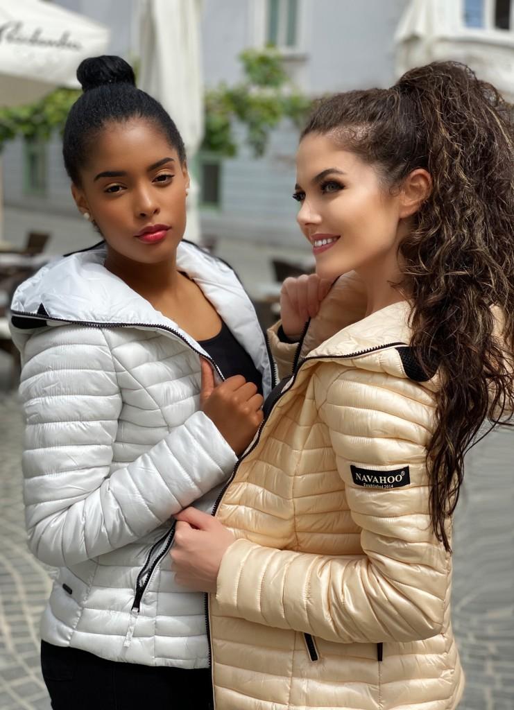 női téli dzseki