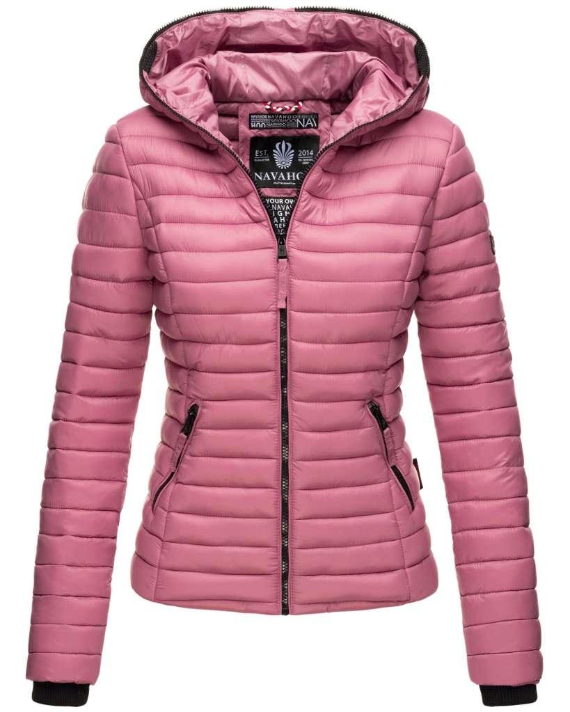 kapucnis színes női dzseki
