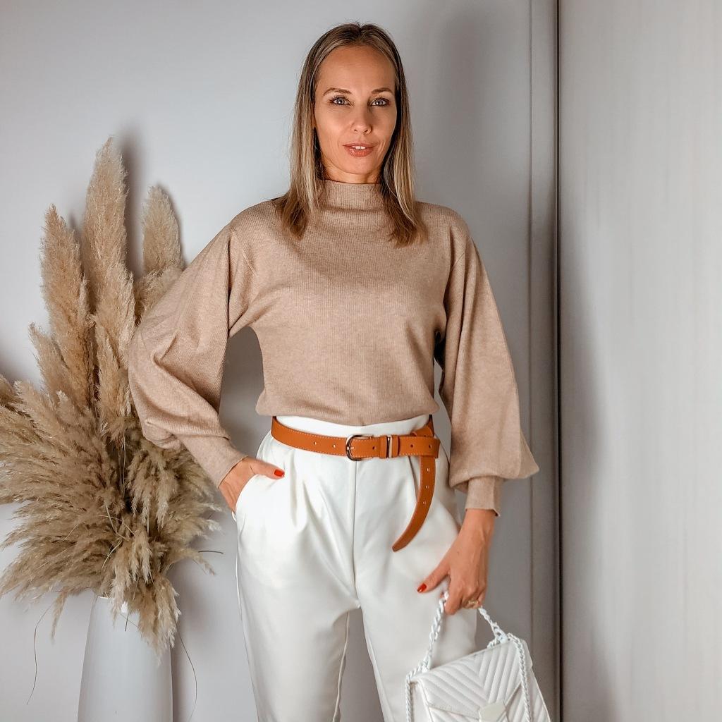 Kötött pulóver divat 2020
