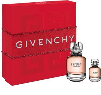 givenchy parfümszett karácsony notino